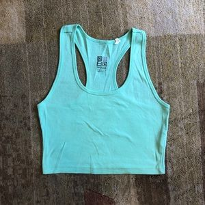 Cropped Tank Top - PacSun